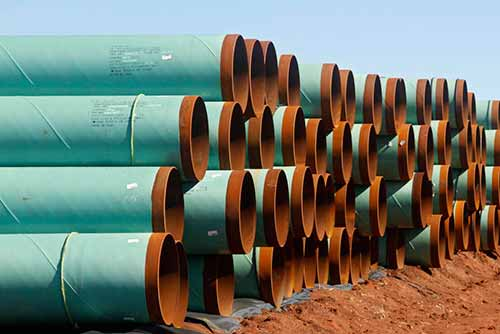 Pipe and Pipelines - Wolverine Coatings Corporation - South Carolina Coatings Manufacturer