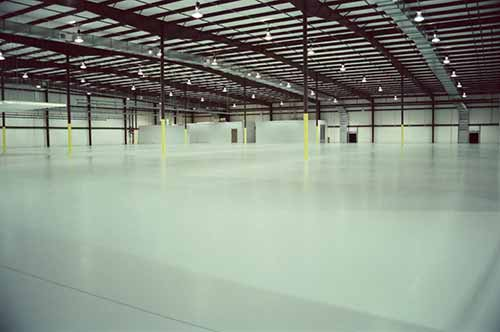 Polymer Flooring - Wolverine Coatings Corporation - South Carolina Coatings Manufacturer