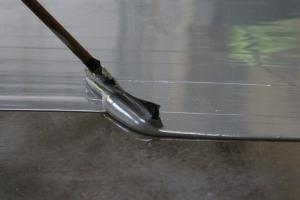 Wolverine Coatings Corporation - Showroom - Epoxy Flooring