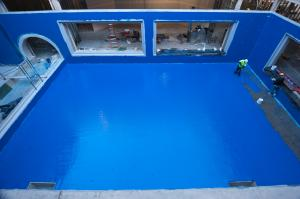 Wolverine Coatings Corporation - Showroom - Aquatic Lining
